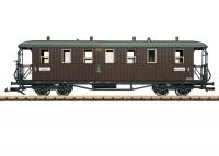 LGB 31353 S.St.E. Personenwagen 3. Klasse Spur G Fabrikneu