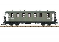 LGB 31354 S.St.E. Personenwagen 4. Klasse Spur G Fabrikneu