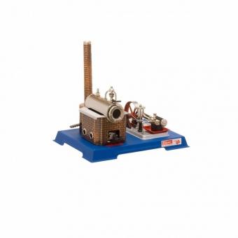 Wilesco D 10 Dampfmaschine Fabrikneu