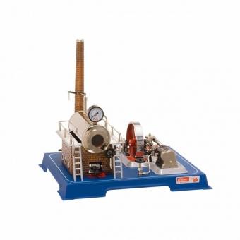 Wilesco D 20 Dampfmaschine Fabrikneu