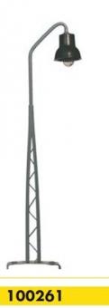 Beli-Beco 100261 Gittermastlampe 1-fach H0 Höhe 110 mm Fabrikneu
