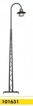 Beli-Beco 101631 Gittermastlampe 1-fach Spur H0 Höhe 135 mm Fabrikneu