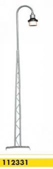 Beli-Beco 112331 Gittermastlampe 1-fach H0 Höhe 140 mm NEUWARE