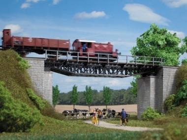 Auhagen 11365 Fachwerkbrücke 150 mm in H0 Bausatz