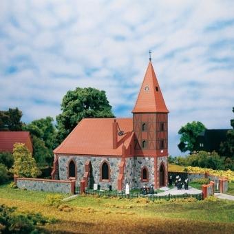 Auhagen 11405 Kirche in H0 Bausatz