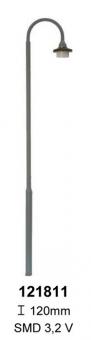 Beli-Beco 121811 Bogenlampe mit Stecksockel SMD 0 Höhe 120 mm Fabrikneu