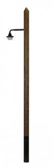 Beli-Beco 121861 Holzmastzleuchte SMD 0 Höhe 180 mm NEUWARE