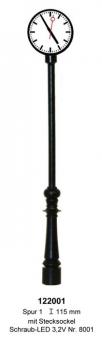 Beli-Beco 122001 Uhr mit Stecksockel SMD 1 Höhe 115 mm NEUWARE