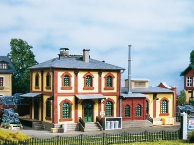 Auhagen 12228 Alte Maschinenfabrik in H0/TT Bausatz Fabrikneu
