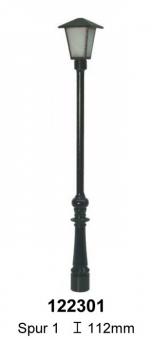 Beli-Beco 122301 Laterne mit Stecksockel SMD 1 Höhe 112 mm Fabrikneu