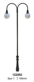 Beli-Beco 122502 Bogenlampe doppelt Stecksockel SMD Spur 1 Höhe 165 mm Fabrikneu