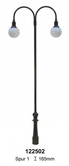 Beli-Beco 122502 Bogenlampe doppelt mit Stecksockel SMD 1 Höhe 165 mm NEUWARE