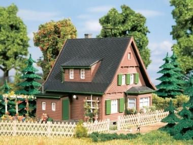 Auhagen 12259 Holzhaus Erika in H0/TT Bausatz