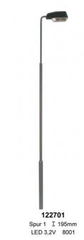 Beli-Beco 122701 Straßenlampe mit Stecksockel SMD 1 Höhe 195 mm NEUWARE