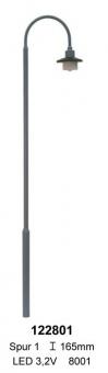 Beli-Beco 122801 Bogenlampe mit Stecksockel SMD Spur 1 Höhe 165 mm Fabrikneu