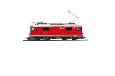Bemo 1258187 E-Lok Br. Ge 4/4 II 627 Reichenau-Tamins in H0m Fabrikneu