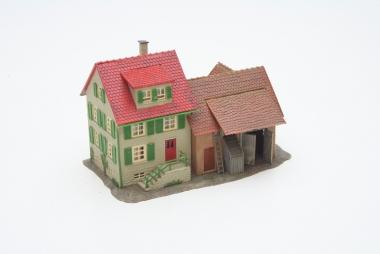 Faller 276 130276 Bauernhof in H0 -gebaut-