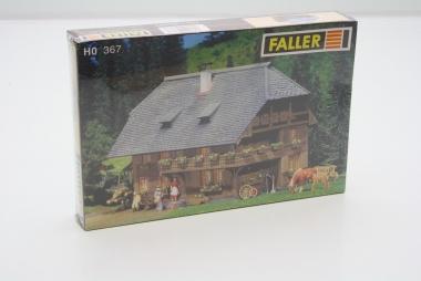 Faller 130367 Schwarzwaldhaus in H0 Bausatz Fabrikneu