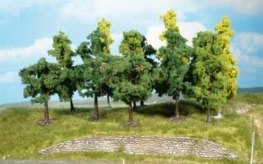 Heki 1360 Bäume 50 Stück 8 - 13 cm Neuware