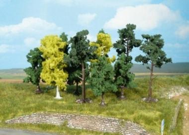 Heki 1361 Bäume 80 Stück 7 - 10 cm Neuware