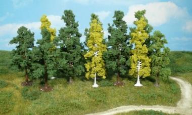 Heki 1410 Laubbäume 12 Stück 7 - 12 cm Neuware