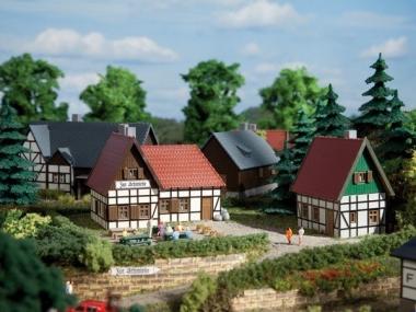 Auhagen 14457 Gasthaus zur Schmiede in N Bausatz