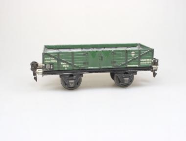 Märklin 1761/0 offener Güterwagen Spur 0 Baujahr 1935-36