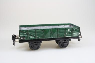 Märklin 17610 offener Güterwagen Spur 0 unbespielt