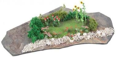 Faller 181112 Do-it-yourself Mini-Diorama Garten für H0 Farbikneu