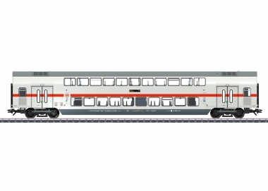 Märklin 43484 IC2 Doppelstock-Mittelwagen 2. Klasse der DB in H0 Fabrikneu