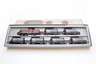 Märklin 2855 Güterzugset Eva der DB unbespielt in Originalverpackung