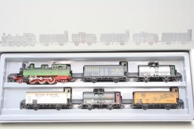 Märklin 2857 Württembergischer Zug mit Zertifikat in Originalverpackung