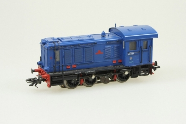 Märklin Diesellok 881 050 digital aus Set 28631 TOP ZUSTAND