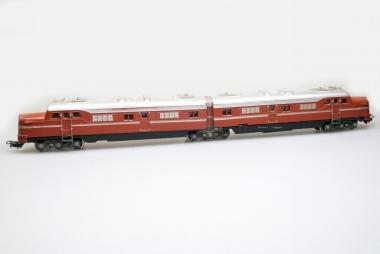 Märklin 3010 DL 800 Doppellok Spur H0 prima Zustand