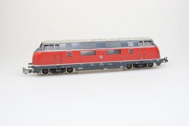 Märklin 3021 Diesellok Br. V 200 060 der DB schöner Zustand