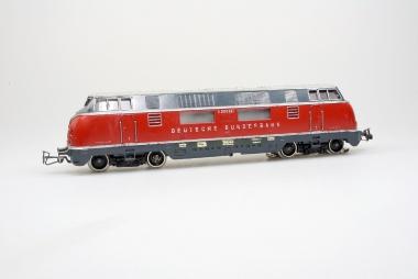 Märklin 3021 Diesellok Br. V 200 027 der DB mit 2 Motoren in Originalverpackung