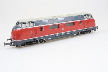 Märklin 3021 Diesellok Br. V 200 060 der DB in H0 Funktion geprüft