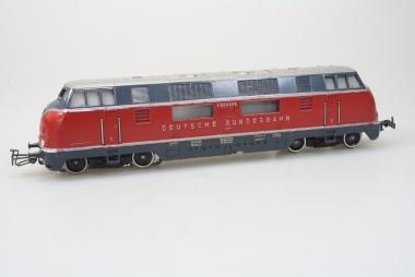 Märklin 3021 .2 Diesellok Br. V 200 006 der DB im Rautenkarton Super Zustand