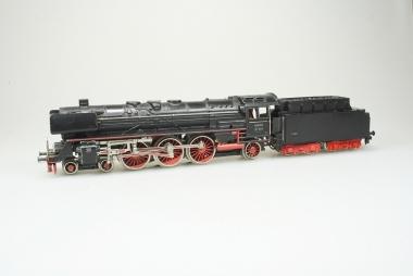 Märklin F800 3026 Schlepptender Dampflok Br. 01 097 DB mit Rautenkarton