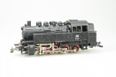 Märklin 3031 Dampflok Br. 81 004 der DB TOP ZUSTAND