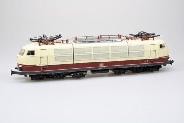 Märklin 3053 E-Lok Br. E 103 121-0 der DB in Originalverpackung