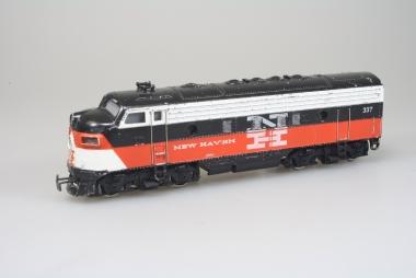 Märklin 3062 Diesellok F7 337 der New Haven in H0 Funktion geprüft