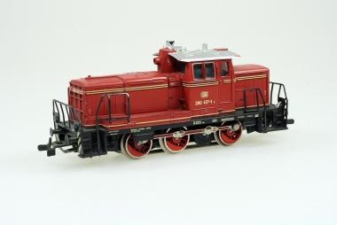 Märklin 3065 Diesellok Br. 260 417-1 der DB in Originalverpackung