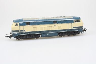 Märklin 3074 Diesellok Br. 216 der DB Top Zustand in Originalverpackung