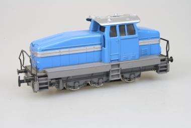Märklin 3078 Diesellok Henschel DHG 500 blau Funktion geprüft in OVP