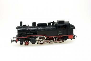 Märklin 3095 Dampflok Br. 74 701 der DB in Originalzustand
