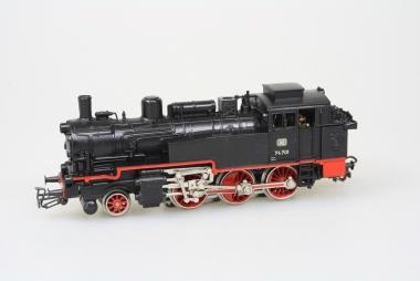 Märklin 3095 Dampflok Br. 74 701 der DB in Originalverpackung