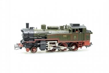 Märklin 3103 Dampflok Br. T 12 7896 der KPEV in Originalverpackung
