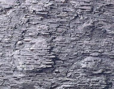 Heki 3138 Felsfolie Kalkschiefer 80 x 35 cm Fabrikneu