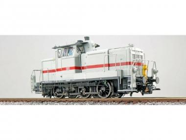 ESU 31427 Diesellok 363 810 weiß DB Ep VI Sound+Rauch el. Kupplung DC/AC